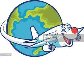 letadlo Země